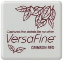 Versa Fine Stämpeldyna - small -crimson red