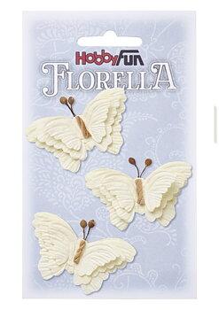 Hobbyfun-Florelia-fjäril creme