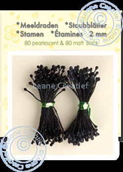 Leane Creatief - Pistiller - svarta