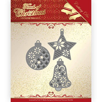 Precious Marieke - Touch of Christmas - christmas baubles