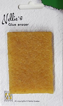 Nellies choice- Glue eraser