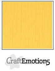 Cardstock - Linen  gold10-pack