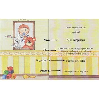 BABY BOOK - GUT