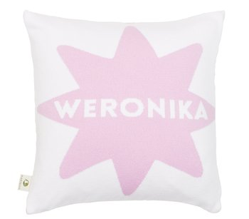 "Pillow  ""Super Star"" with name"