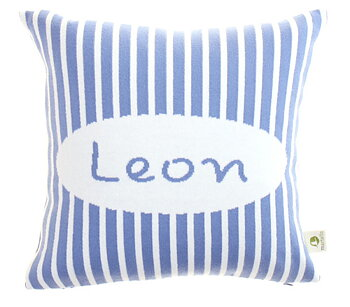 "Pillow ""Boat"" with name"