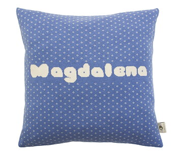 "Pillow ""Sky""  with name"