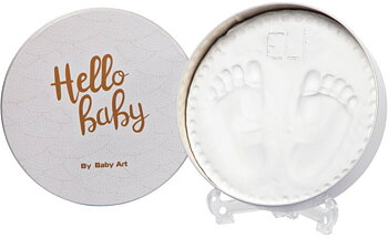 Baby Art Round Magic Box (Hello Baby)
