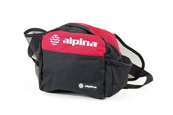 Alpina Midjeväska stor röd/svart