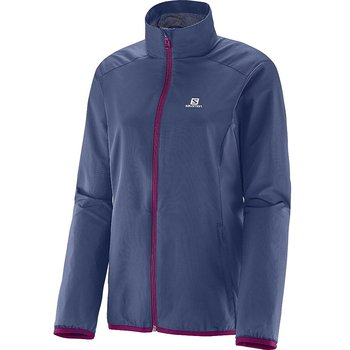 Salomon Start Jacket W abyss blue