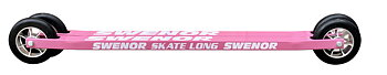 Swenor Skate Alu long pink