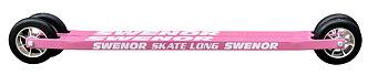 Swenor Skate Alu long pink