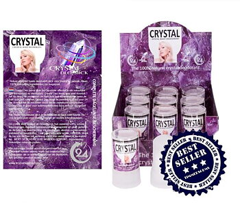 Crystal DEO Stick, XL