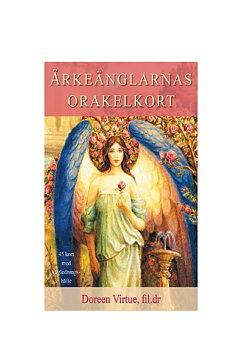 Ärkeänglarnas Orakelkort - Svenska