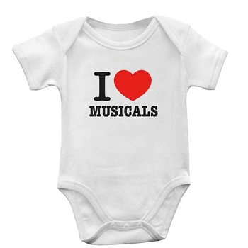 PETER JÖBACK - BABY BODY, I LOVE MUSICALS 2015