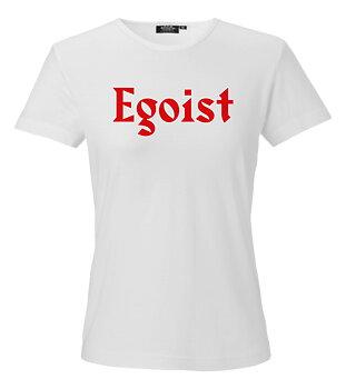 T-SHIRT: GIRLIE EGOIST