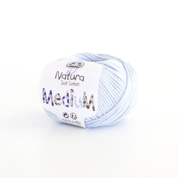 Natura Medium Just Cotton, från DMC Garn