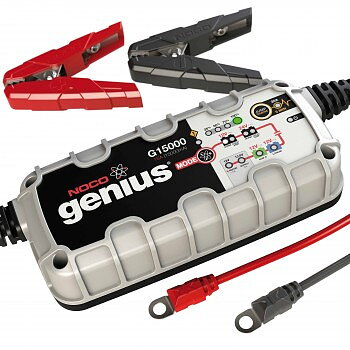 Batteriladdare NOCO G15000EU 12V/24V
