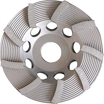 Diamantslipskål125 mm lasersvetsad LD 40  fabrikat CEDIMA