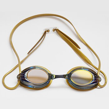 Olander Goggle One Metallic