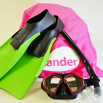 Olander snorkeling kit vx