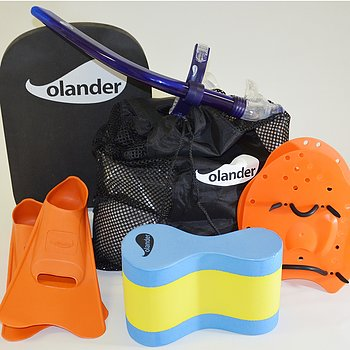 Olander Customized swim training kit