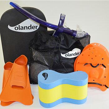 Olander anpassat simtränings-kit