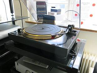 Reloop Hi-fi Turn 5 Skivspelarpaket, denmoex