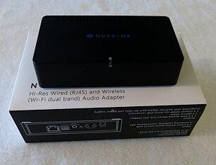 NuPrime WR-100, ex demo