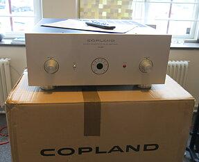 Copland CTA-405-A - Beg rörförstärkare