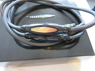 Transparent Balanced MusicLink Ultra MM - Beg XLR signalkabel
