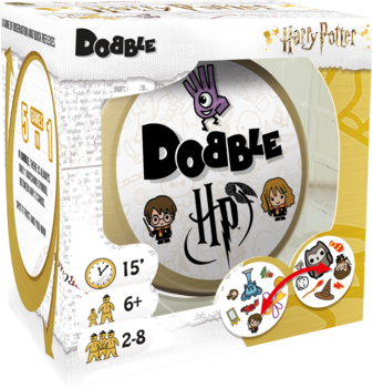 Dobble - Harry Potter (Nordisk)