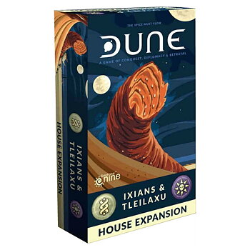 Dune Board Game: Ixians & Tleilaxu (Exp.)