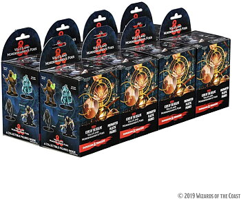 Dungeons & Dragons 5th: Icons of the Realms - Volos and Mordenkainens Foes Brick (8 Boosters)