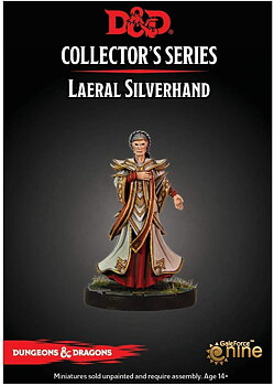 D&D Collectors Series: Dragon Heist - Laeral Silverhand
