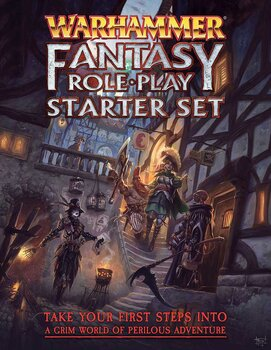 Warhammer Fantasy RPG: 4th Edition Starter Set + PDF