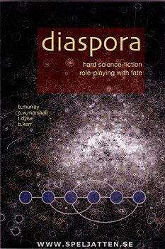 Diaspora RPG + PDF