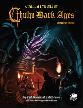 Call of Cthulhu: Dark Ages - 3rd Edition - Hardcover + PDF