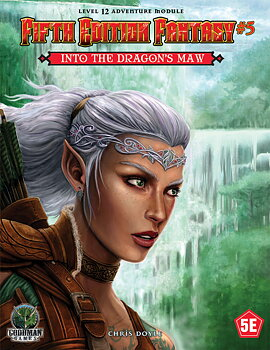 Fifth Edition Fantasy #5 – Into the Dragon's Maw + PDF