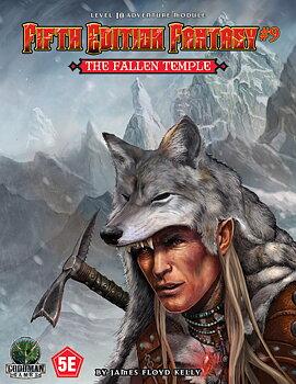 Fifth Edition Fantasy #9 - The Fallen Temple + PDF