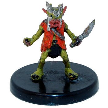 Guildmasters Guide to Ravnica #007 Krenko, Goblin Mob Boss (C)