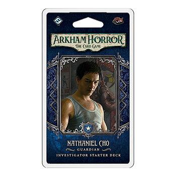 Arkham Horror: The Card Game - Nathaniel Cho Investigator Starter Deck (Exp.)