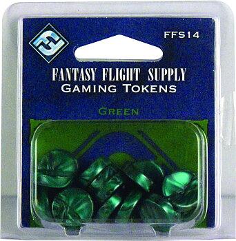Gaming Tokens - GREEN