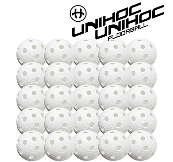 Unihoc Cr8er ball - 25 st
