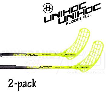 UNIHOC Sonic Composite 26 2-pack