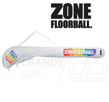 Zone Pride Stickbag white