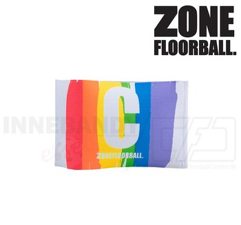 Zone Captain's band Pride white