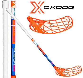 FÖRBESTÄLLNING: OXDOG Fusion 32 Orange