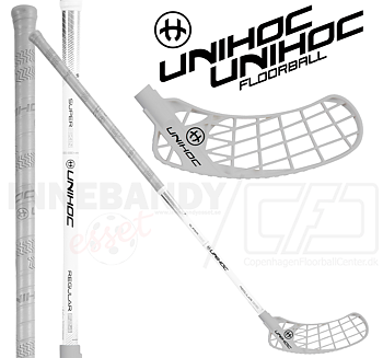 UNIHOC Iconic Superskin REG 24 white/silver