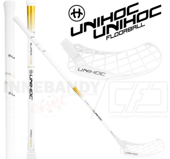 UNIHOC Epic Superskin PRO 29 white/gold