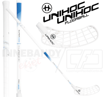 UNIHOC Iconic Superskin PRO 26 white/blue